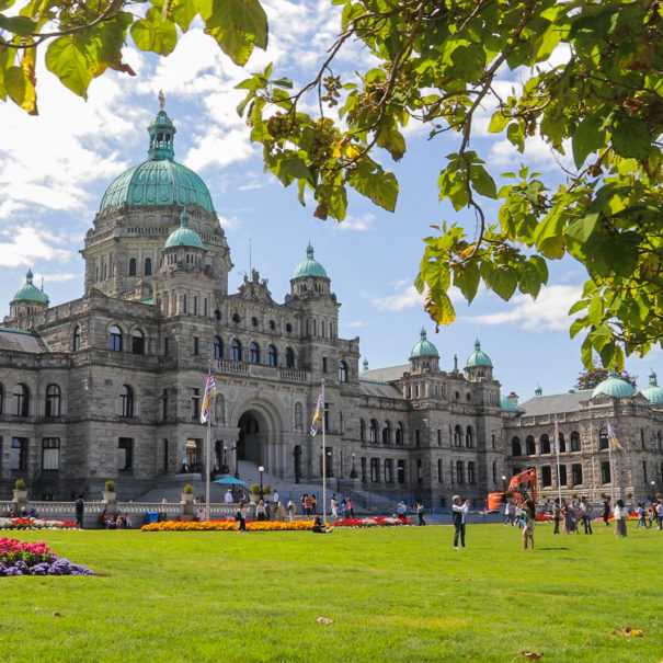 BC Legislative Building